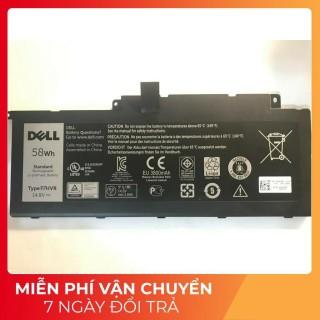 [Pin zin] Pin laptop Dell Inspiron 7537,15 7537,15 7000 7537 F7HVR -58wh thumbnail