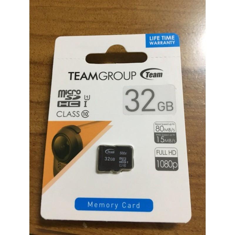 hẻ nhớ 32GB Team Group Chính Hãng