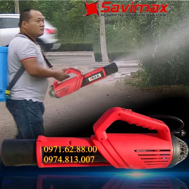 Combo máy phun sương ULV và bình điện 20l
