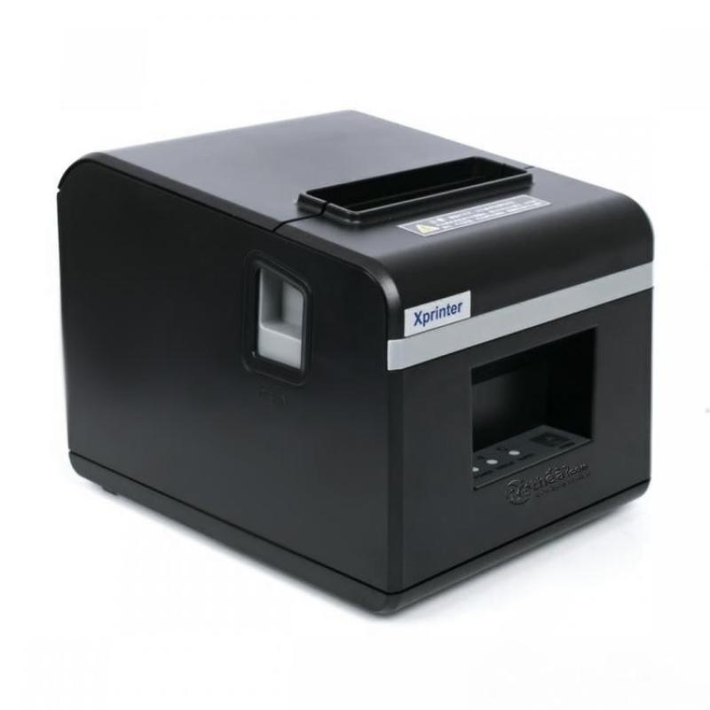 Máy in Bill Xprinter N160ii khổ giấy 80mm (cổng kết nối lan) + Tặng kèm cuộn giấy in nhiệt
