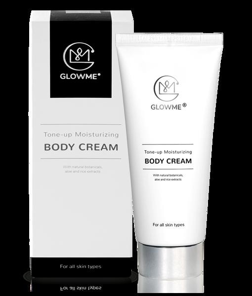 Kem dưỡng trắng da body toàn thân thương hiệu GLOWME nhập khẩu 100% Hàn Quốcc nhập khẩu