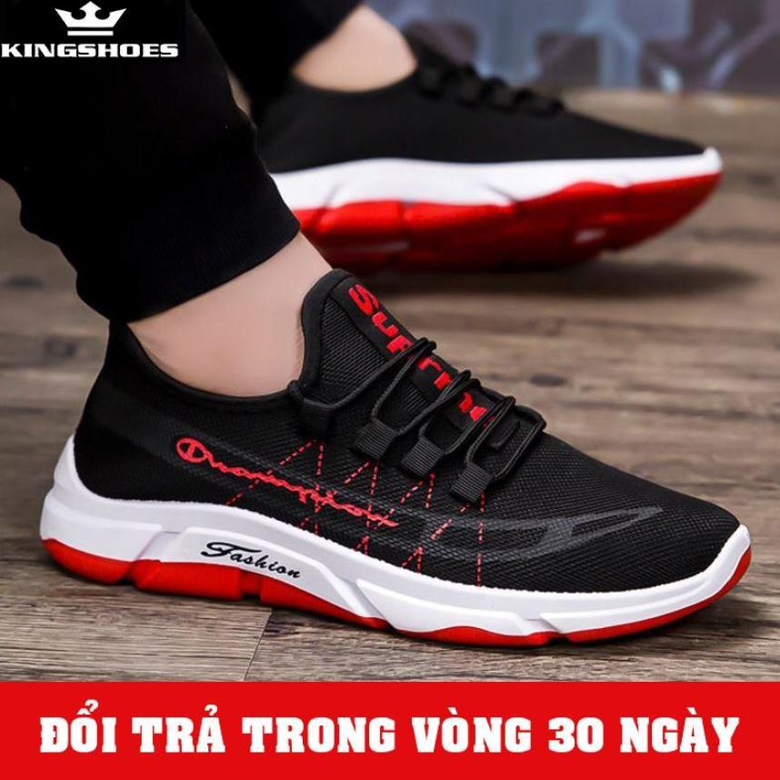 Giày Sneaker Nam Hàn Quốc Cao Cấp (Giá Siêu Sốc) - KINGSHOES (KS03) giá rẻ
