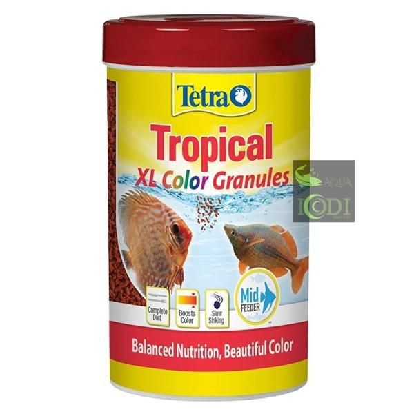 Thức ăn cho cá Tetra Color Tropical Granules