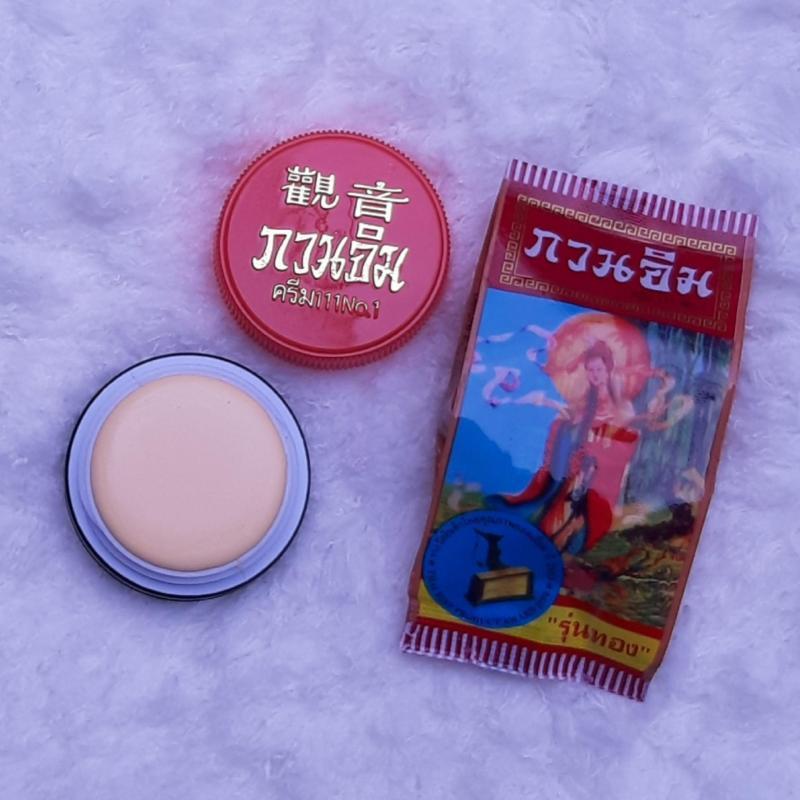 Kem dưỡng trắng da Sâm Cô Tiên (có thể làm kem lót trang điểm) giá rẻ