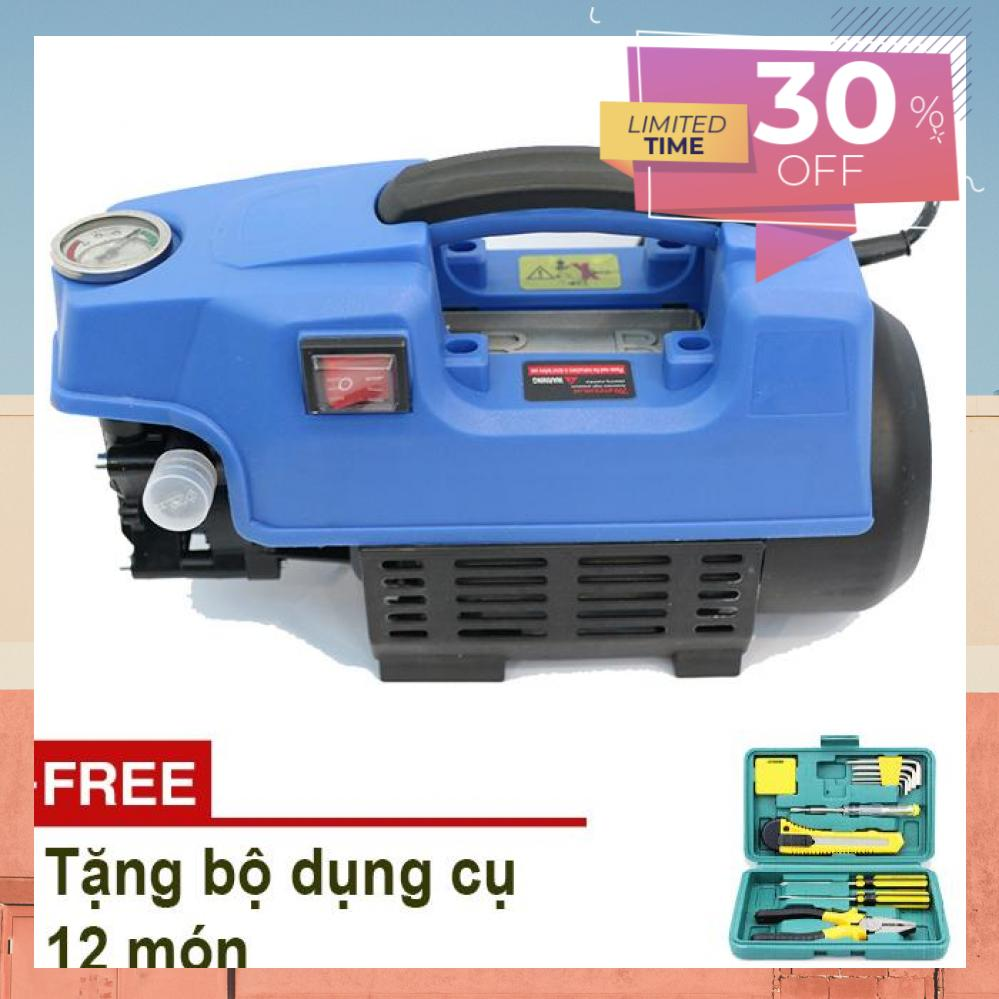 Máy rửa xe motor cảm ứng từ Kachi MK-71, Giá tháng 9/2020