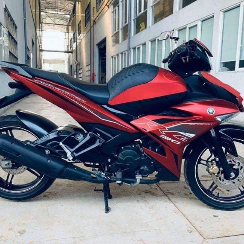 Mua Thùng moto PKL Thùng giữa đi phượt đựng đồ chống trộm hiệu quả cho ex150 exciter 150