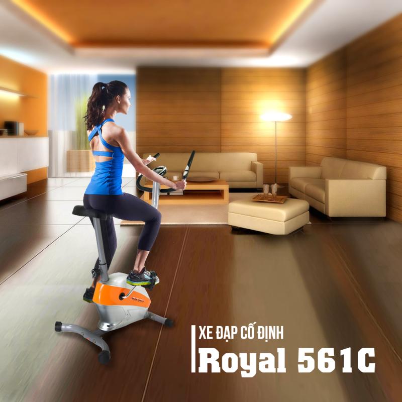 Xe Đạp Tập Royal-561C