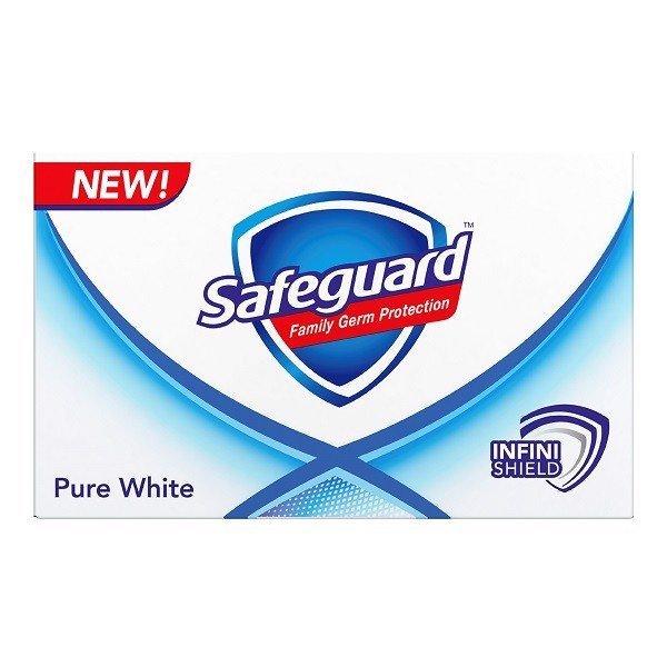 Xà Bông Tắm Diệt Khuẩn Safeguard Trắng 130g giá rẻ