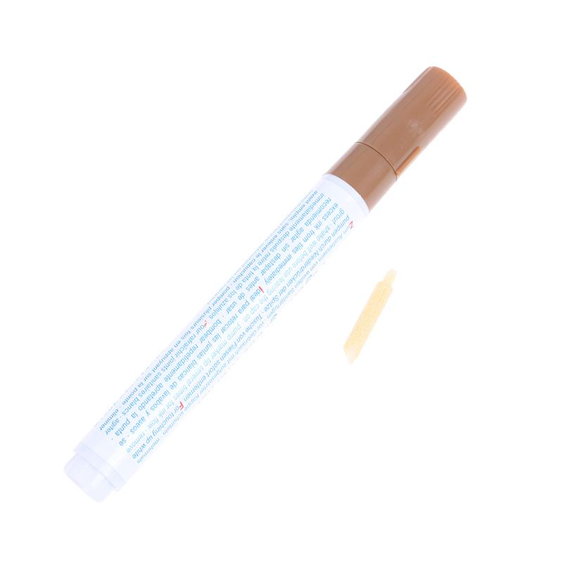 [March] Home Tile Grout Marker Repair Wall Pen White Grout Marker For Tiles Floor Chocolate