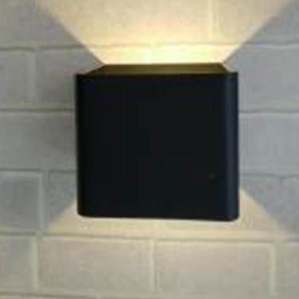 Đèn LED trang trí hắt tường 2 đầu 5W chống nước bảo hành 2 năm chính hãng Đèn Hắt Tường Trang Trí Led HC LIGHTING B021