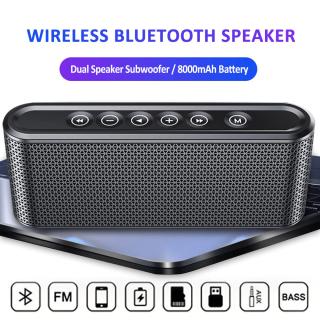 Loa nghe nhạc bluetooth Keling Aidu Hifi Q8 - Loa MNV-X6 - Top loa sản phẩm cao cấp thumbnail