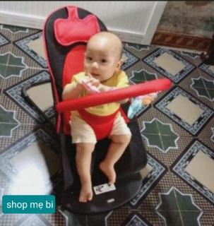 Ghế rung, Ghế nhún, Ghế nằm, Ghế rung nhún cao cấp giúp bé ngủ ngoan ăn ngon, dòng ghế khung thép cao cấp không gỉ an toàn cho bé thumbnail