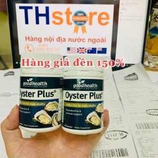 Bill Tinh chất hàu biển GoodHealth Oyster Plus hộp 60 viên cải thiện sinh lực phái mạnh thumbnail