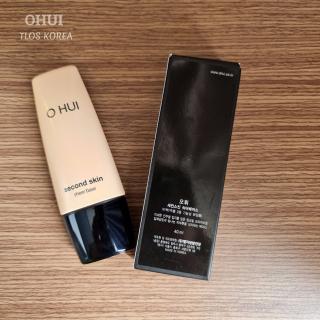 [ Date 2021 11 Nội địa Hàn Quốc] Kem lót Ohui Second Skin Sheer Base lót trang điểm dạng primer chứa các phân tử ngọc trai có khả năng hiệu chỉnh sắc tố da 40ml thumbnail