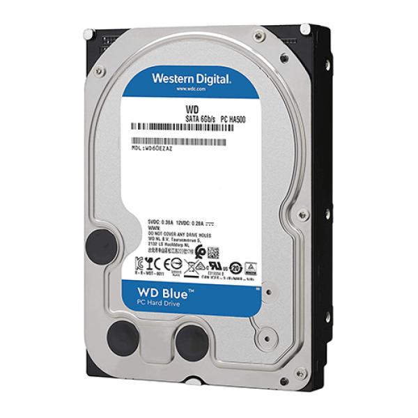 Bảng giá Ổ cứng HDD WD Blue SATA 6GB/s 3.5 inch Phong Vũ