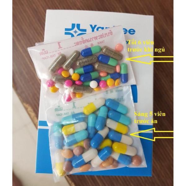 Giảm cân Vip 11 yanhee giảm mạnh (liệu trình 1 tuần)