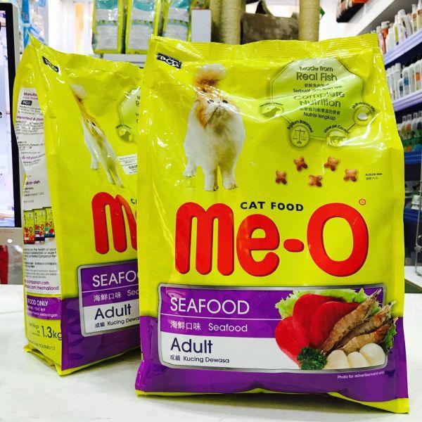 Hạt thức ăn khô cho mèo Me-O