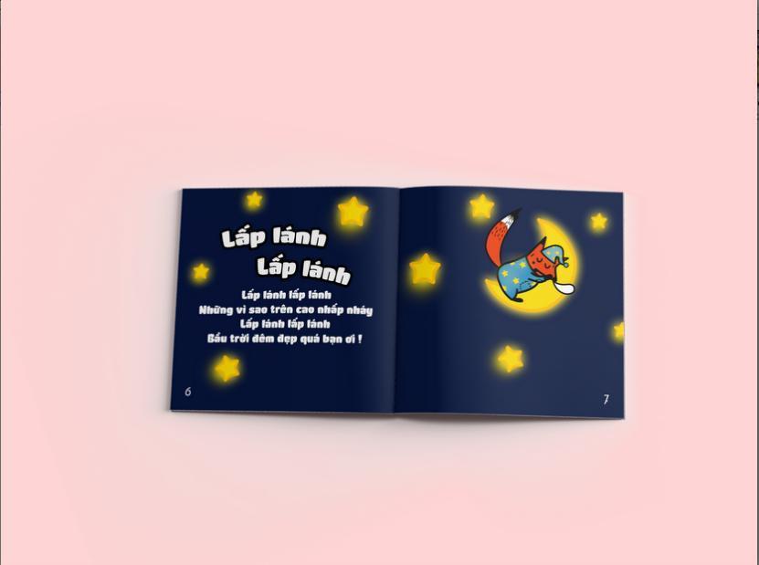 Mua Sách Ehon - Điều kỳ diệu của Âm thanh - Ehon Nhật Bản cho bé 0-6 tuổi