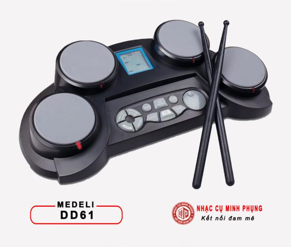 Trống điện tử Medeli DD61