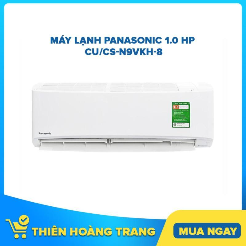Bảng giá Máy lạnh Panasonic 1.0 HP CU/CS-N9VKH-8