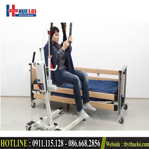 Máy nâng hạ bệnh nhân tự động - máy nâng bênh nhân nặng - Nâng hạ người bệnh (Giá 16.500.000đ)