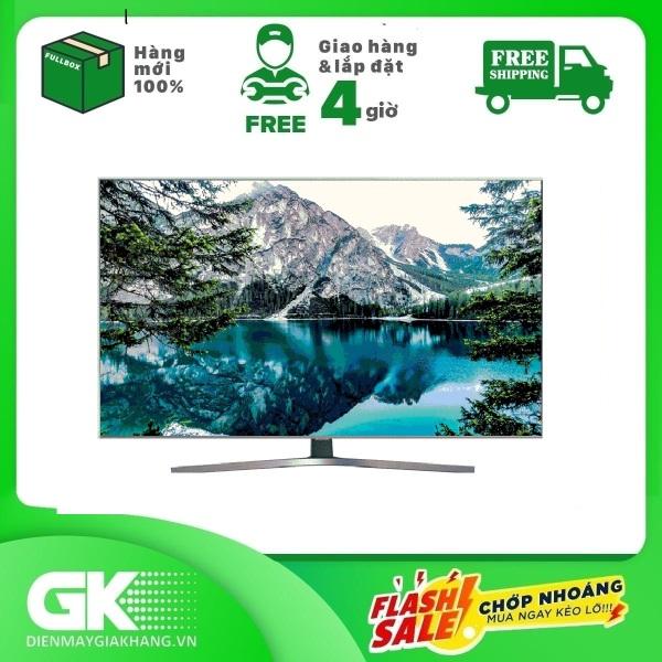 Bảng giá [Nhập ELMAY21 giảm 10% tối đa 200k đơn từ 99k]TRẢ GÓP 0% - Smart Tivi Samsung 4K 55 inch 55TU8500 - Bảo hành 2 năm
