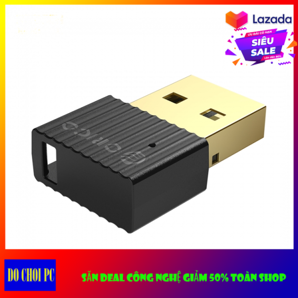 Bảng giá Bộ chuyển đổi bluetooth 5.0 ORICO BTA-508 phụ kiện máy tính đầu thu không dây mini di động hỗ trợ USB Phong Vũ