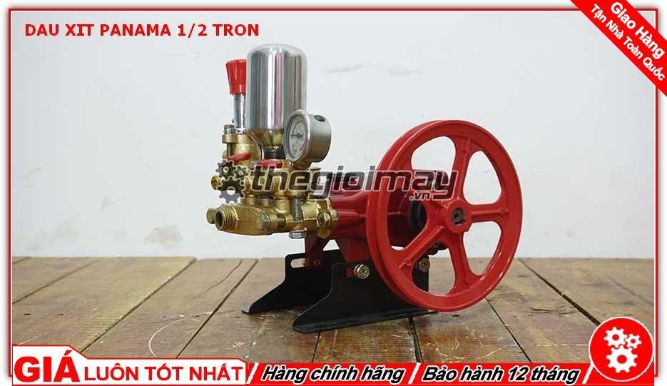 Đầu xịt 1/2hp panama PN 18 (công suất 0.5hp, pistong đặc)