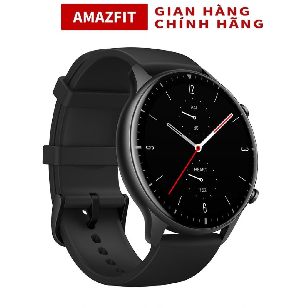 Đồng hồ thông minh Huami Amazfit GTR 2 , nghe gọi - Bản quốc tế - Bảo hành 12 tháng Chính hãng Digiworld