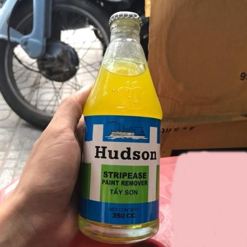 Tẩy sơn chai trên bề mặt kim loại Hudson (chai 350cc)