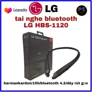 Tai nghe bluetooth LG harmankardon HBS-1120 thumbnail