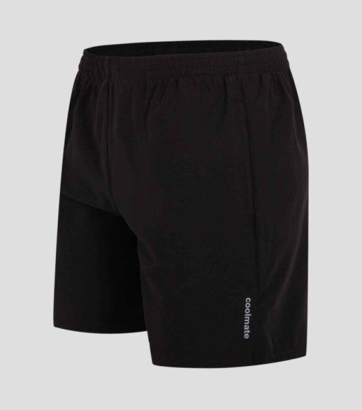 Nơi bán Coolmate Quần short thể thao nam Ultra Short màu đen/  xanh tím than / màu xanh Aqua hàng Việt Nam cao cấp