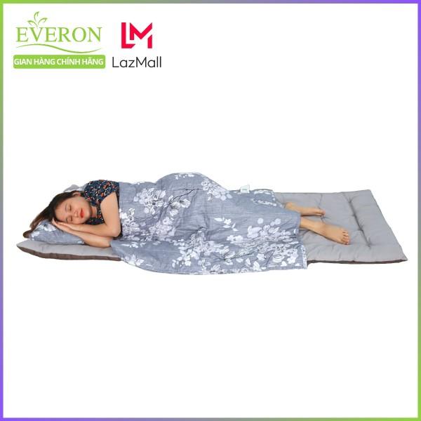 Bộ trải tiện ích ngủ văn phòng Everon Lite ELM028 (80*195) - Comfy Sleeping pad set