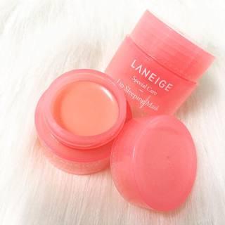 Mặt nạ ngủ dưỡng môi Laneige 3g - Mặt nạ ngủ dưỡng hồng môi, mềm môi thumbnail