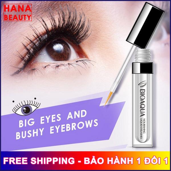 [YÊU THÍCH] Serum dưỡng mi dài và dày Bioaqua hana tech, cho lông mày đôi mắt quyến rũ - Hanatech
