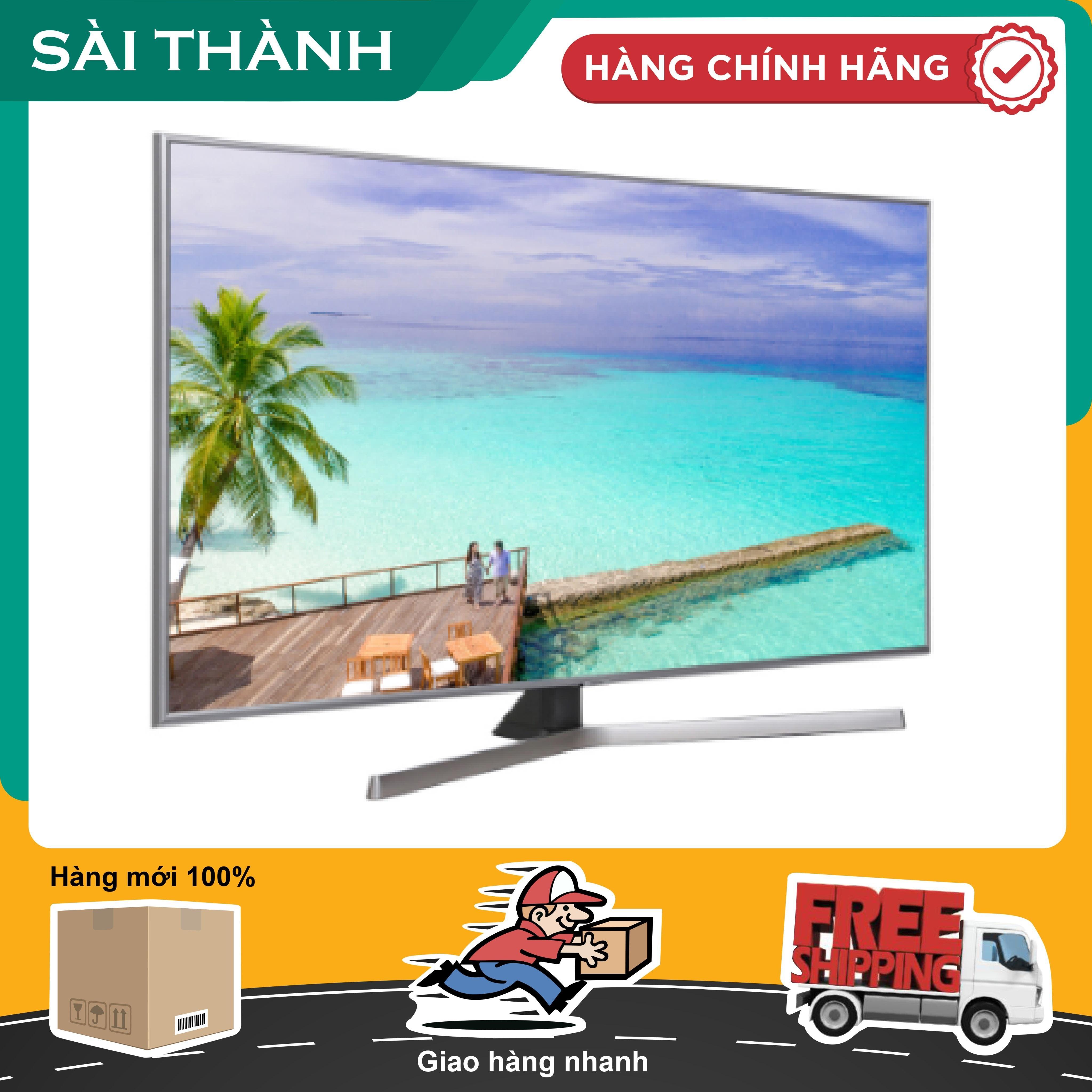 Bảng giá Smart Tivi Samsung 4K 65 inch UA65RU7400 Mẫu 2019