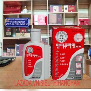 Dầu nóng Xoa Bóp Hàn Quốc Antiphlamine 100ml - Đau nhức xoa bóp massage cơ thể ( Hàng xịn) [PhamTran Shop] [PhamTran Shop] thumbnail