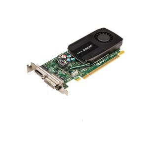 Card màn hình rời chuyên thiết kế đồ họa NVIDIA Quadro Fermi 600 1Gb, DDR3, 128bit. Hàng Nhập Khẩu thumbnail