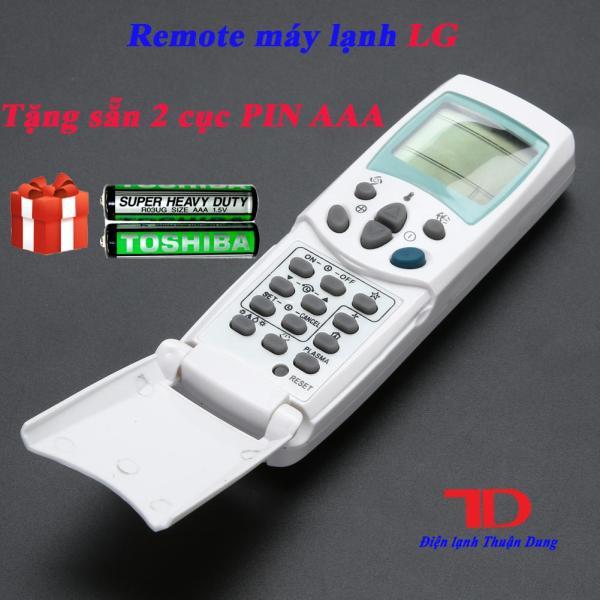 Remote máy lạnh LG 6711A20010N, Điều khiển điểu hòa LG