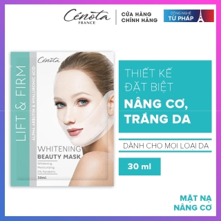 Mặt nạ trắng da Tạo hình Vline Cenota HỘP 6 miếng thumbnail