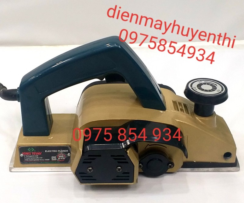 Máy bào gỗ cầm tay kingtony KI-8201