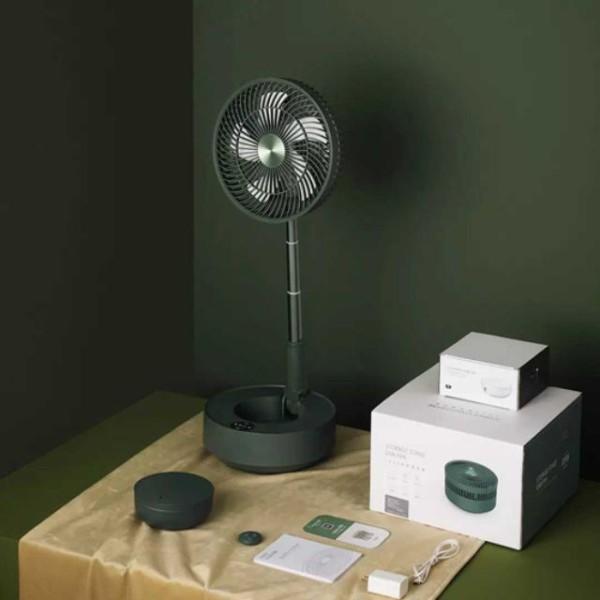 Quạt Tích Điện Tạo Độ Ẩm EDON Humidifier Fan