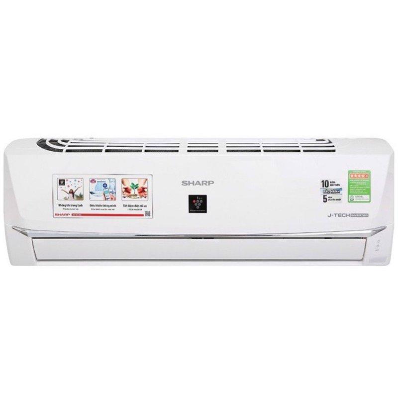 Máy lạnh Sharp Inverter 1.5 HP AH-XP13WHW - Bảo hành 12 tháng