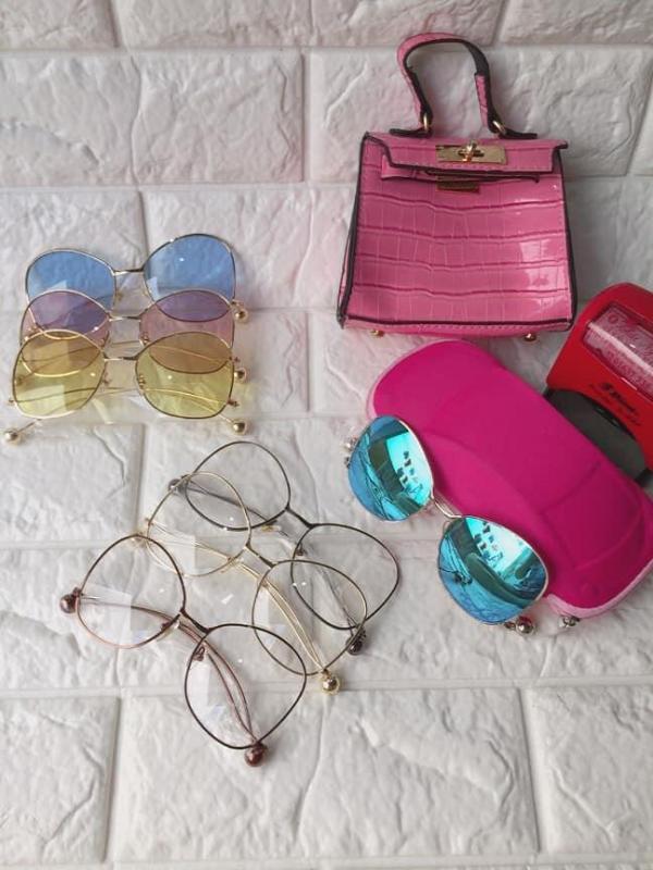 Giá bán kính thời trang kính mát cho bé gái bé trai