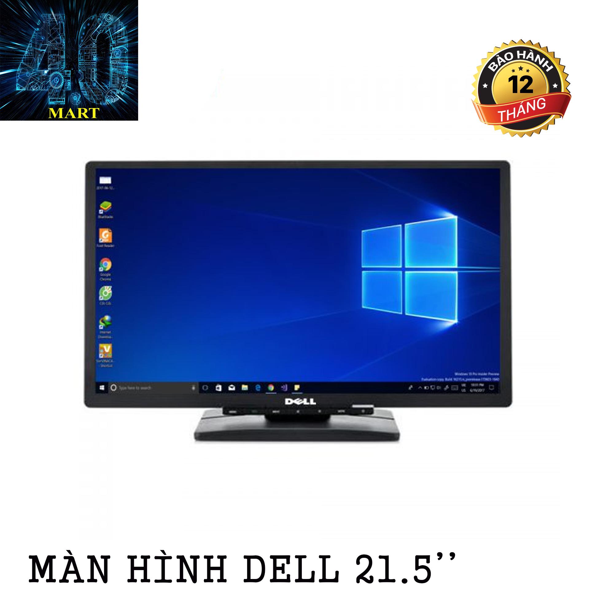 Màn Hình Dell W22RN (21.5″/FHD/LED/HDMI+DVI+VGA/250 cd/m²/2ms)-FULL BOX ( Cổng HDMI sẽ tùy vào đợt màn hình, Khách cần hỗ trợ Inbox hoặc liên hệ sđt để được hỗ trợ kỹ hơn ạ)