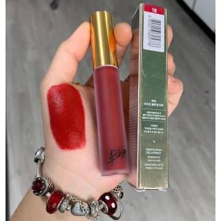 Son kem Bbia Last Velvet Lip Tint Màu 15 đỏ lạnh thumbnail