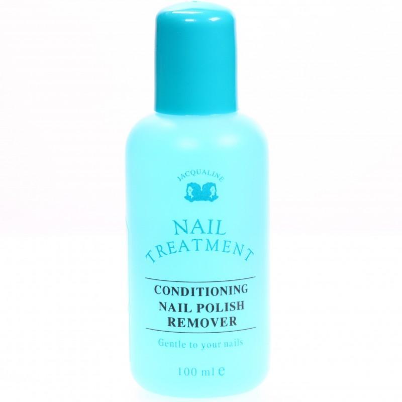 Nước rửa móng tay Jacqualine màu xanh dương chai 100ml tốt nhất
