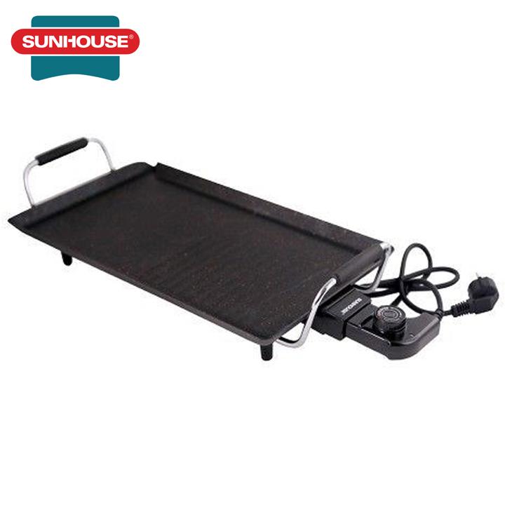 Không Thể Bỏ Qua Giá Hot với Bếp Nướng điện Sunhouse SHD4600 - Có ảnh Thật
