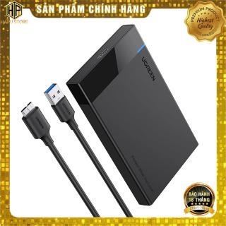 Hộp đựng ổ cứng 2.5 inch Ugreen 30848 - HDD Box dây rời chuẩn USB 3.0 tốc độ cao - Hapustore thumbnail