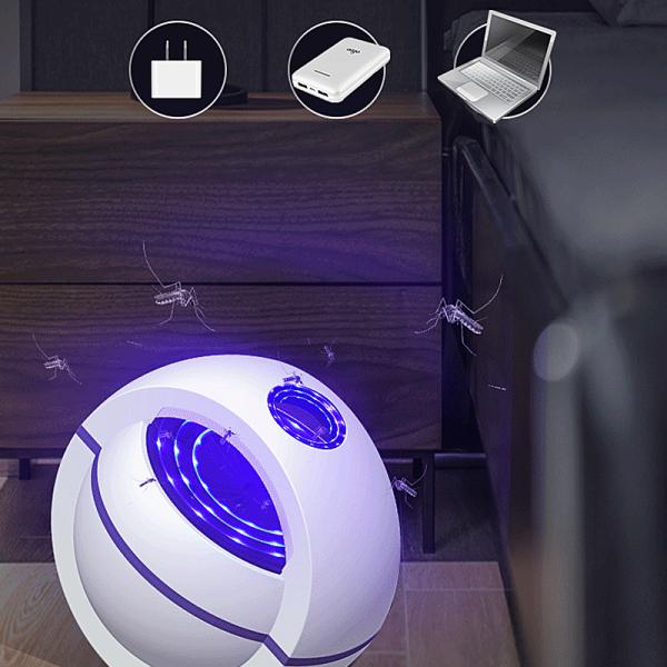 [ Panosanic Thế Hệ Mới ] Đèn Bắt Muỗi Diệt Muỗi Vô Cùng Hiệu Quả Yên Tĩnh An Toàn Sang Trọng Mosquito killer lamp